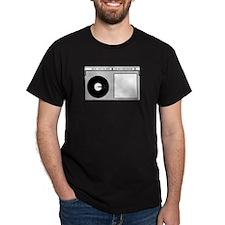 Black Betamax T-Shirt