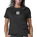 I Heart Capitol City Men's Fitted T-Shirt (dark)