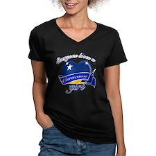 I heart Curacaon Designs Shirt