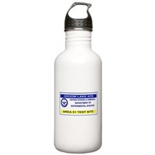 Area 51 Pass Water Bottle