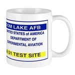 Area 51 Pass Mug