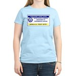 Area 51 Pass Women's Light T-Shirt