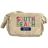 South Beach 1870 Messenger Bag