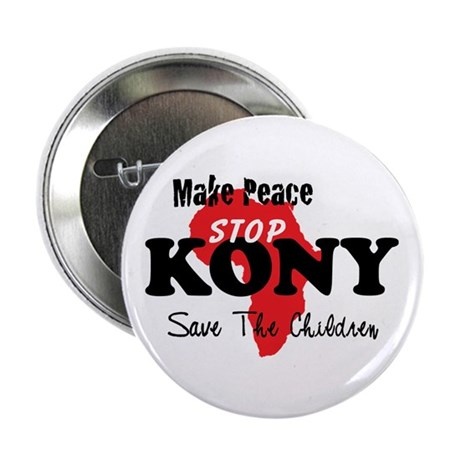 "Stop Kony 2012 2.25"" Button (10 pack)"