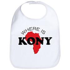 Stop Kony 2012 Bib