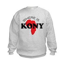 Stop Kony 2012 Sweatshirt
