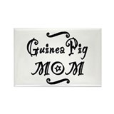 Guinea Pig MOM Rectangle Magnet