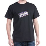 Made In The USA Black T-Shirt