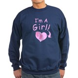 I'm A Girl Jumper Sweater