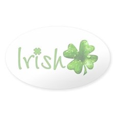 Irish Keepsake Decal