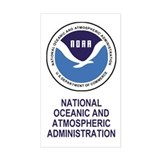 NOAA Decal