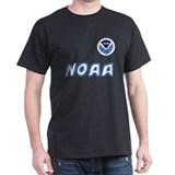 NOAA Black T-Shirt 3
