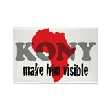 Stop Kony 2012 Rectangle Magnet (100 pack)