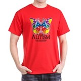 Cute Autism handprint T-Shirt