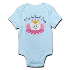I Love The Tooth Fairy Infant Bodysuit