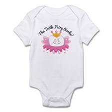 The Tooth Fairy Rocks Infant Bodysuit