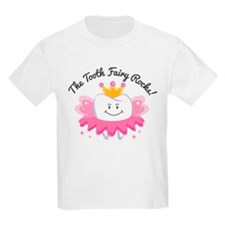 The Tooth Fairy Rocks T-Shirt