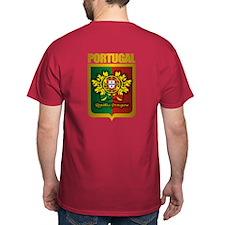 """Portuguese Gold"" T-Shirt"