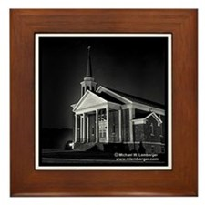 Willard Street Methodist Framed Tile
