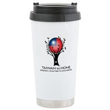 Taiwan to Home Ceramic Travel Mug