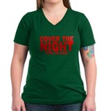 Cover The Night Kony 2012 Shirt