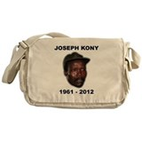 Kony 2012 Obituary Messenger Bag