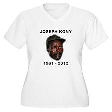 Kony 2012 Obituary T-Shirt
