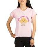 Volleyball Chick Gift Performance Dry T-Shirt