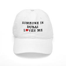 Someone in Dubai Baseball Cap