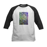 Purple and Yellow Mosaic Patt Tee