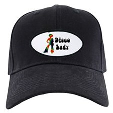 Disco Lady Retro Baseball Hat