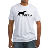Men's Vizsla Shirt (silhouette)