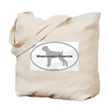 Wirehaired Pointer Tote Bag