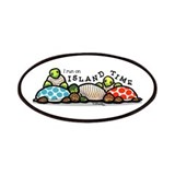 Island Time Turtles Patches
