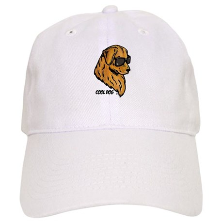 Cool Dog Cap