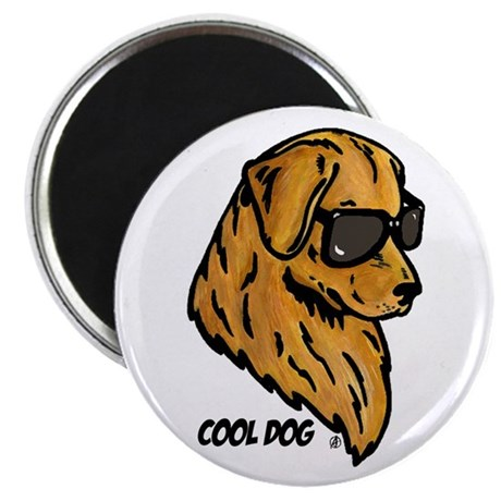 Cool Dog Magnet