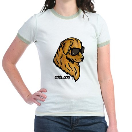 Cool Dog Jr. Ringer T-Shirt