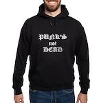 PUNK'S not DEAD Hoodie OiSKINBLU