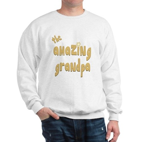 The Amazing Grandpa Sweatshirt