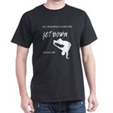 Granddaughter get down male dancer (dark shirts) D