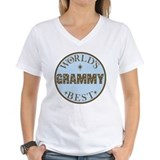Grammy Gift World's Best Shirt
