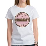 Grammy Gift World's Best Tee