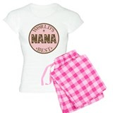Nana Gift World's Best pajamas