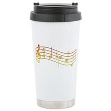 "Flame ""Rue's Whistle"" Ceramic Travel Mug"