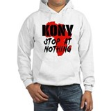 Kony Stop At Nothing Jumper Hoody