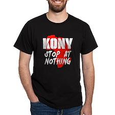 Kony Stop At Nothing T-Shirt