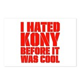 I Hated Kony Before It Was Cool Postcards (Package