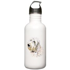 Butters the Labradoodl Water Bottle