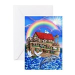 Noah's Ark Greeting Cards (Pk of 10)