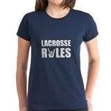 Lacrosse Rules Tee